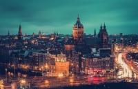 赴荷兰留学的情况