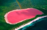 西澳的粉红湖没有了吗?你需要补补课……