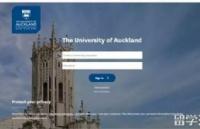 新西兰留学:2019年奥克兰大学选课操作指南