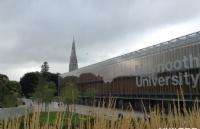 申请加拿大硕士被拒后被爱尔兰国立梅努斯大学录取