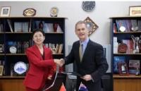 奥克兰理工大学在海峡两岸暨香港的合作伙伴