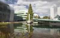 内梅亨大学的城市环境
