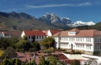 南非斯坦陵布什大学教学时间设置情况介绍