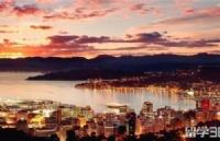 新西兰最酷的首都惠灵顿