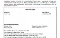 上海D同学新西兰读语言班,配偶顺利获得陪读签证!