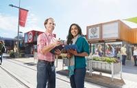 新西兰留学访谈 坎特伯雷大学有许多来自亚洲的学生