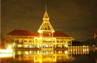 泰国国立法政大学历史沿革