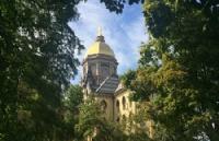 美国圣母大学校园环境概览