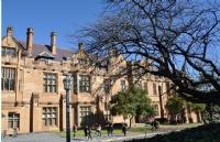 悉尼大学毕业生起薪