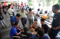 泰莱大学微屋挑战让学生在一起挑战,体验独特的学习方式