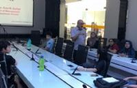 UCSI思特雅大学物流学生协会邀请莫纳什大学教授讲座