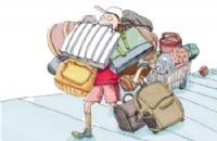 泰国留学攻略――行前行李准备