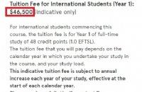 澳洲八大2019年的学费又涨了!