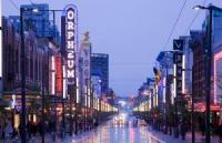 加拿大各个城市的消费水平