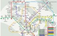 新加坡有哪些交通出行方式?附新加坡地�F�路�D