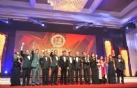Tan Sri Limkokwing和林国荣大学荣获BrandLaureate卓越品牌奖