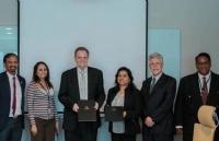 亚太科技大学是马来西亚第一所与MRSM建立合作关系的大学
