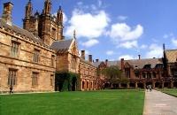 悉尼大学当地排第几