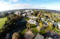 怀卡托大学校园掠影 | 你的精彩生活将从此处开始