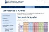 赴加拿大留学的三种奖学金来源