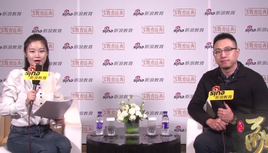 新浪教育:立思辰北京留学360总经理张臻先生接受专访