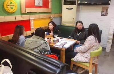 活动回顾丨走进校园之咖啡厅沙龙