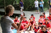 加拿大国际学校通过课堂学习和外面世界的联系,让学生爱上学习