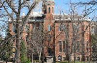 全美著名的公立大学系统之―科罗拉多大学波尔得分校