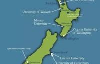 新西兰八所国立大学,哪个才谁是你的菜?