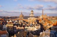 荷兰在哪些方面是欧洲第一的?