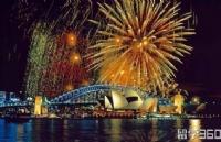 注意!2018余额不足!悉尼进入新年倒计时,跨年烟火盛典即将刷屏......