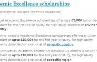 约克大学5000英镑学费折扣奖学金