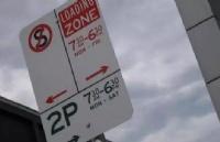 在澳洲的�假日�_�出行,�@�N�俗R代表可以免�M停�!