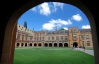 美国申请失利喜获澳洲悉尼大学硕士录取