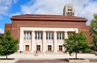 坚强女孩的留学路,密歇根大学安娜堡会计专业的录取!