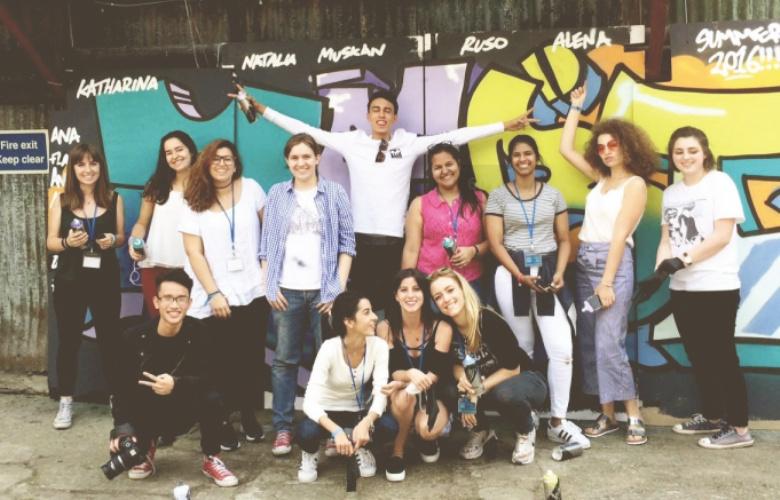 英国剑桥艺术学院 CSVPA 艺术夏令营