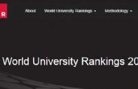厉害了!CWUR世界大学排名发布!墨大悉大逆袭清华北大!