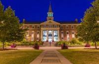 来圣托马斯大学体验一流的教育和机会