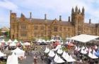 迎新周系列报道,你最不能错过的5件事!澳洲悉尼大学迎新周来啦