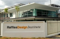 新加坡莱佛士设计学院时装营销专业,风格独特