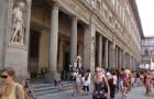 陆同学以对艺术的执着,喜获梦校佛罗伦萨美术学院的录取