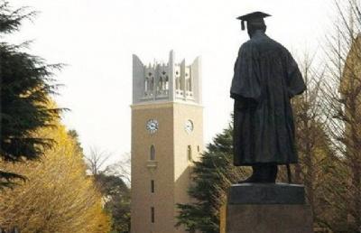 无日语基础,学生十分配合,最终成功申请到早稻田大学