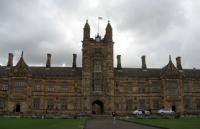 复杂的美国学习背景成功逆袭悉尼大学