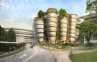 """新加坡南洋理工大学被评为""""全世界15大最美丽校园之一"""""""