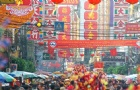 泰国留学   当留学遇上春节,留学生们怎么过?