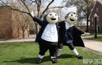"""盘点美国大学那些""""丑爆""""的吉祥物!引起极度不适…"""