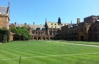 高考后大一在读,入读澳洲悉尼大学名校