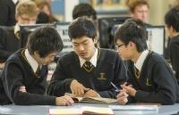 不喜欢国内的教学模式选择新西兰,Y同学获惠灵顿男子中学录取