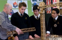 W同学喜获新西兰国立中学惠灵顿男子中学录取!