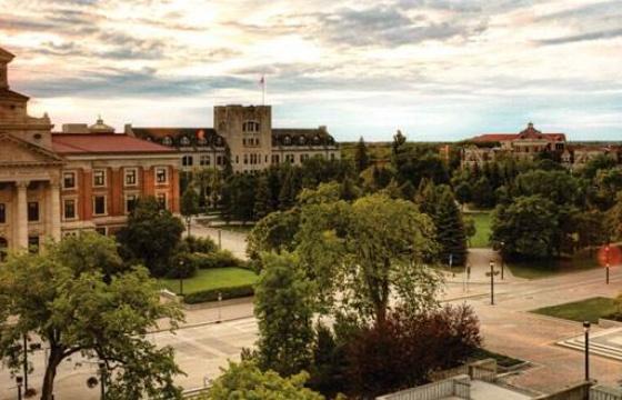 加拿大曼尼托巴大学宣传见面会